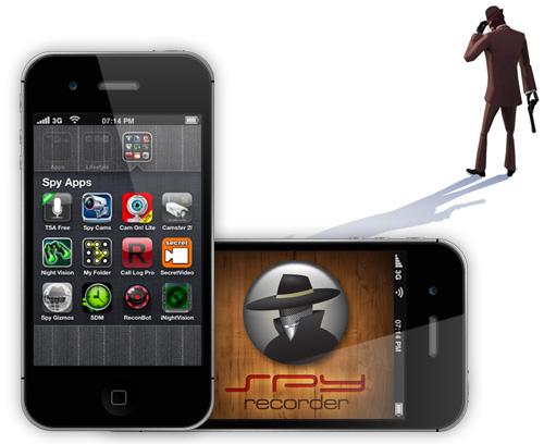 Eine ortung von iphone